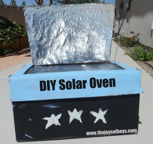 Solar Oven: The School Project That Could Save Your Life