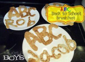 ABC: Back to School Breakfast