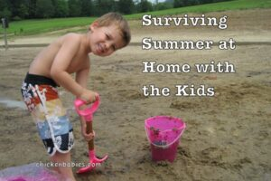 Surviving Summer at Home with the Kids