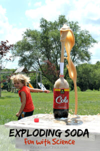 Exploding Soda – Fun with Science