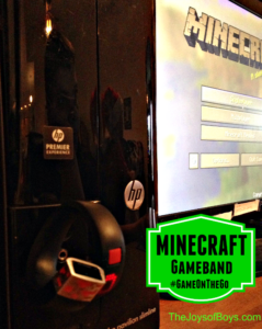 Gameband for the Minecraft Fans in Your Life