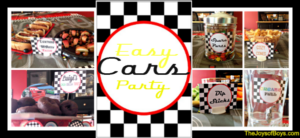 Easy Disney Cars Party