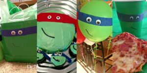 Teenage Mutant Ninja Turtles Birthday Ideas