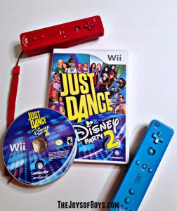 Just Dance: Disney Dance Party