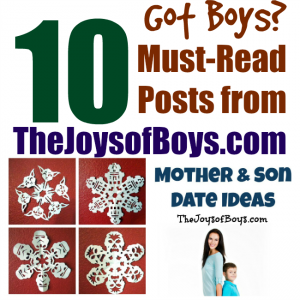 Got Boys?  10 Must-Read Posts from The Joys of Boys