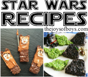 Star Wars Recipes Every Young Jedi Will Love