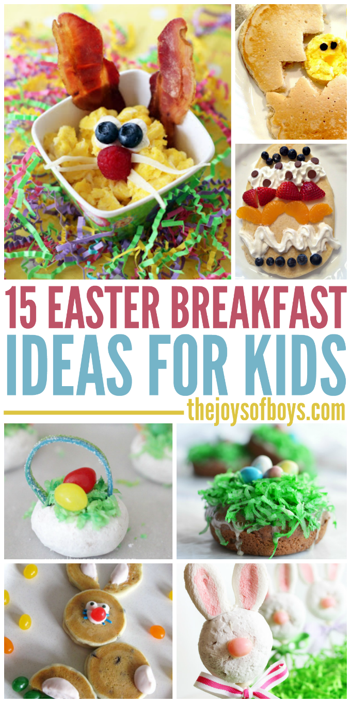 Easter Breakfast Ideas for Kids