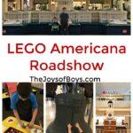 LEGO Americana Roadshow