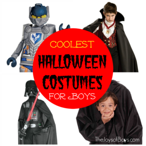 Awesome Halloween Costumes Boys Will Love