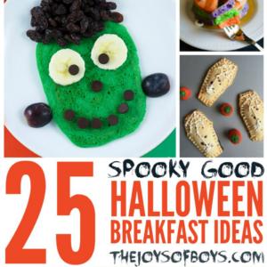 Spooky-Good Halloween Breakfast Ideas