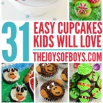 Easy Cupcakes Kids Will Love