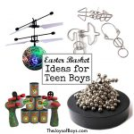 Easter Basket Ideas for Teen Boys